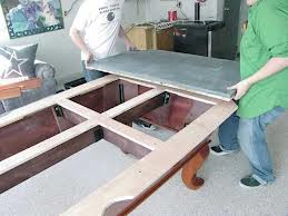 Pool table moves in Bakersfield California