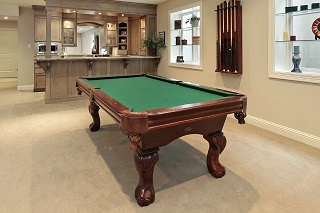 pool table installations in bakersfield